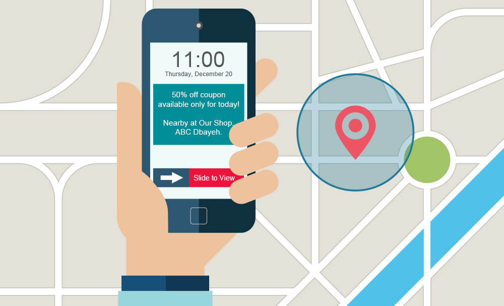 Netiks Offers its Geofencing Feature