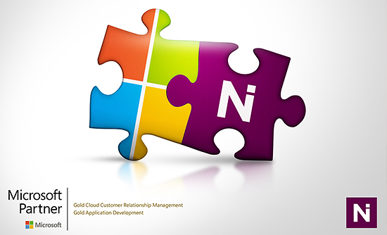 Netiks is a Microsoft Gold Cloud CRM Partner and a Microsoft Gold Application Development Partner.